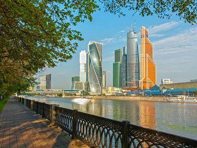 Заповедник небоскребов: прогулка по Москва-Сити