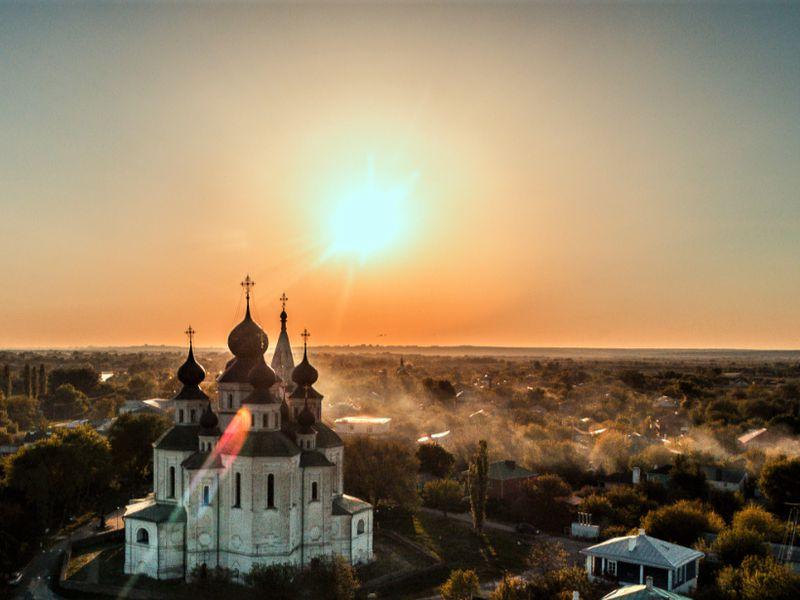 Экскурсия Шесть городов: изРостова вАзов!