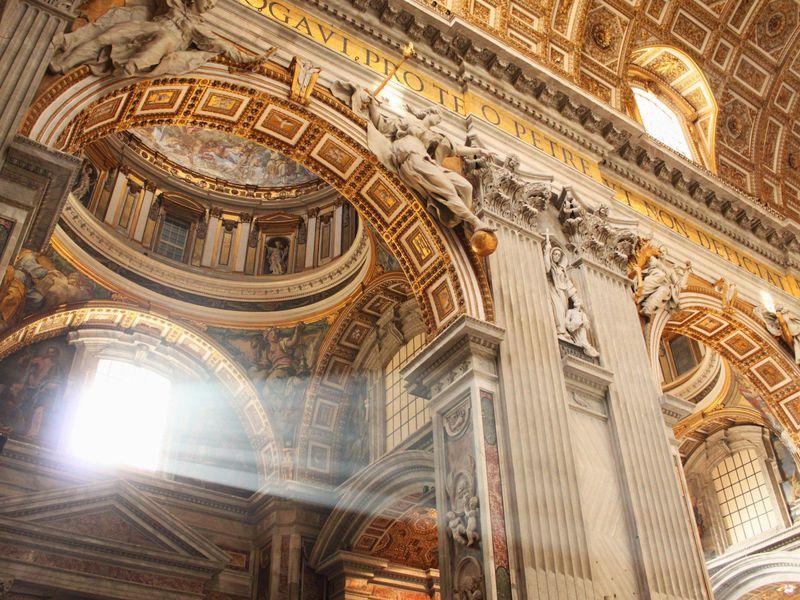 О, великий Ватикан!