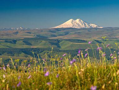 Величественная Карачаево-Черкесия