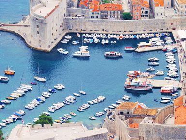 Покорить крепостные стены Дубровника