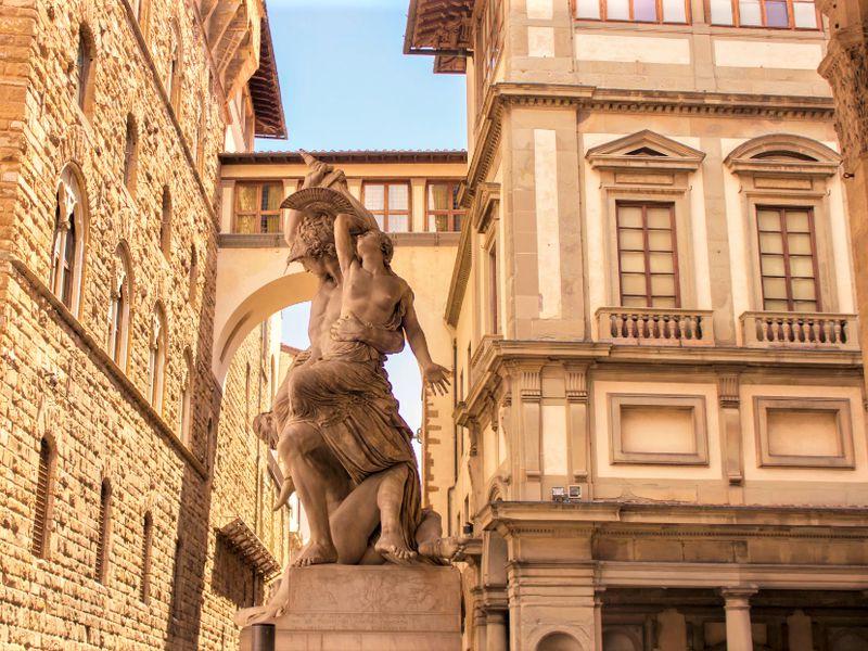 Экскурсия Цветущая «Firenze laBella»— прогулка постолице Тосканы