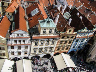 Как строилась золотая Прага