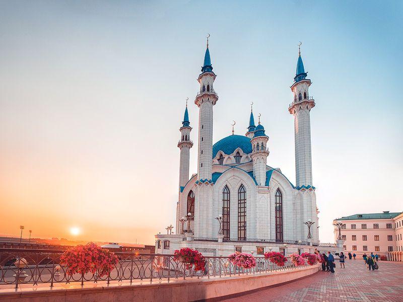 Экскурсия Обзорная прогулка по центру Казани
