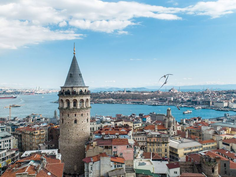 Экскурсия Стамбул атмосферный: районы Таксим иБейоглу