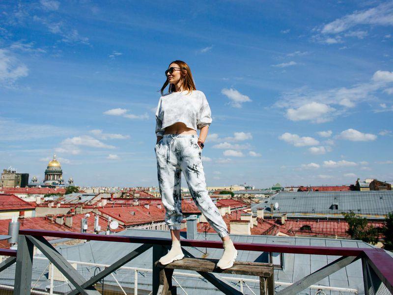 Экскурсия Фотопрогулка по сердцу Петербурга и на крыше