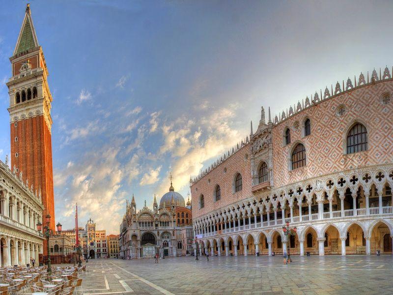 Экскурсия Живая Венеция