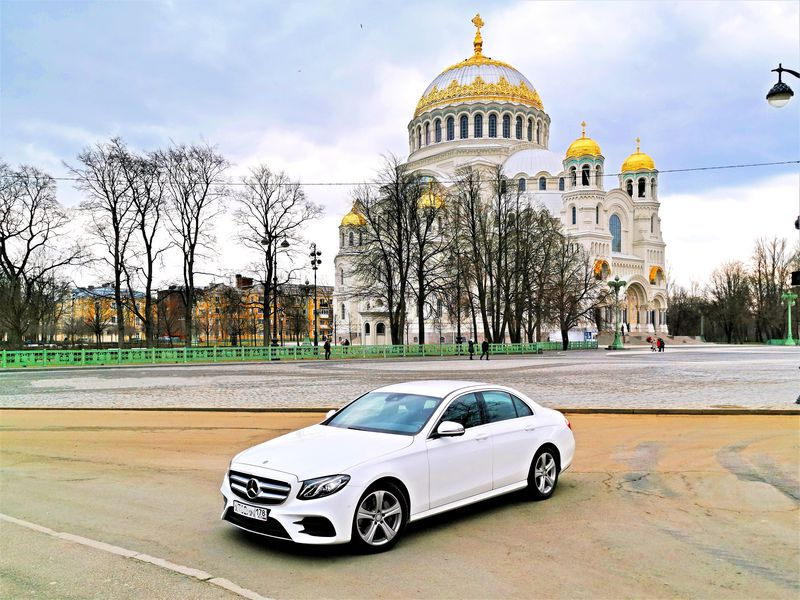 Экскурсия В Кронштадт на авто бизнес-класса