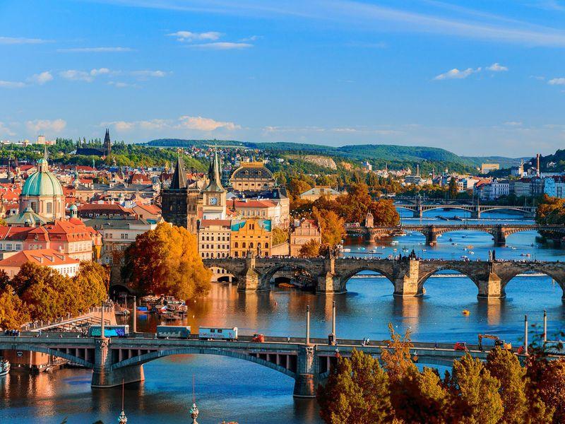 Экскурсия Прага с чувством, с толком, с расстановкой