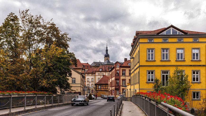 Бамберг: город из средневековой сказки