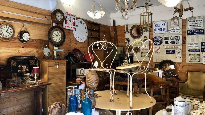 Блошиный рынок Сент-Уан — путешествие во времени