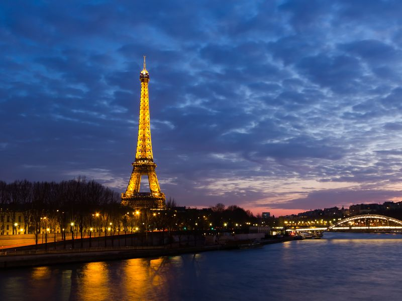 Экскурсия Обзорная экскурсия «Один день в Париже»