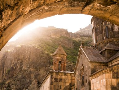 Гарни — Гегард — Севан. Знакомство с Арменией
