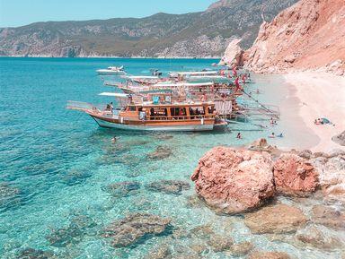 Прогулка на яхте и отдых на райском острове Сулуада