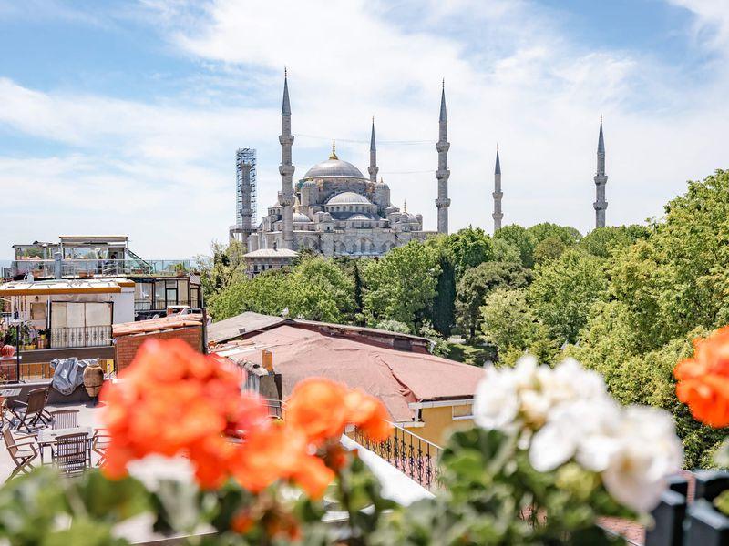 Фото Стамбул с профессиональным гидом