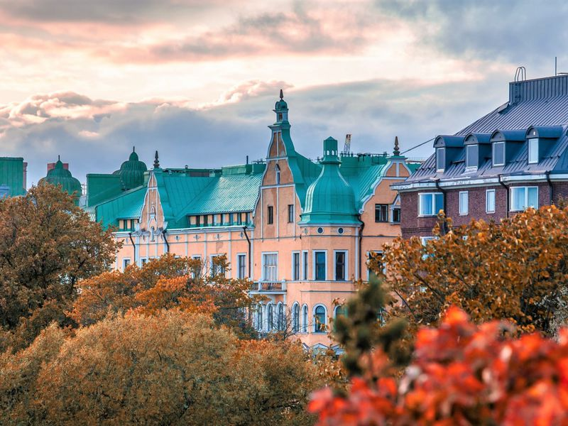 Экскурсия Самые красивые места Хельсинки