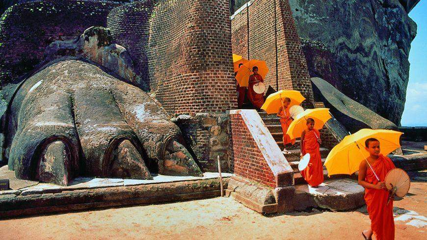 Must-see места Цейлона