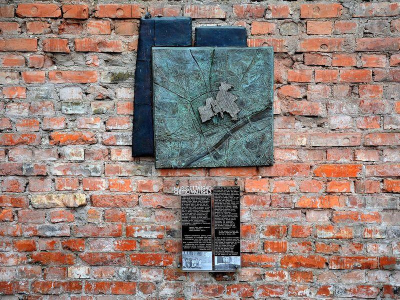 Экскурсия Экскурсия по варшавскому гетто