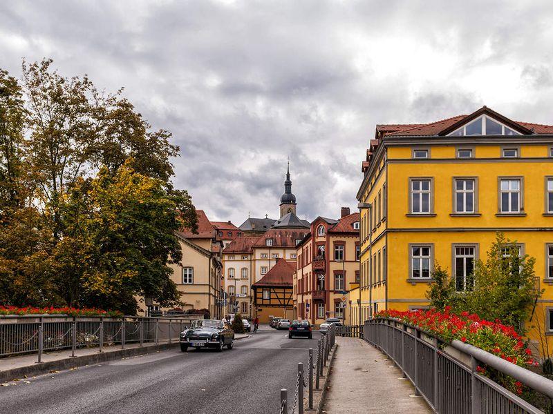 Экскурсия Бамберг: город из средневековой сказки