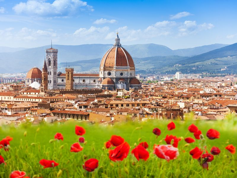 Экскурсия Знакомство с Флоренцией
