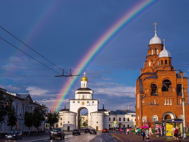 Экскурсия Владимир — от далекого прошлого до наших дней