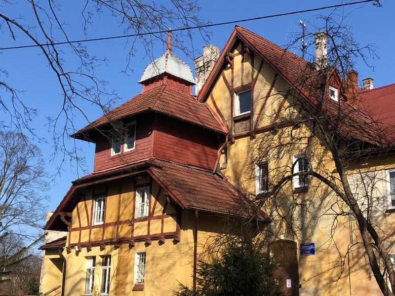 Амалиенау — вдохновение Кенигсберга
