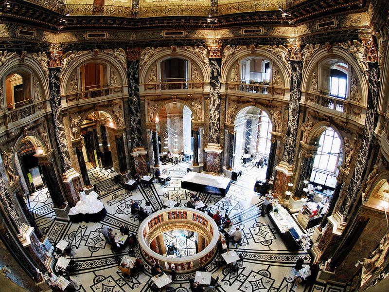 Экскурсия Шедевры Музея истории искусств