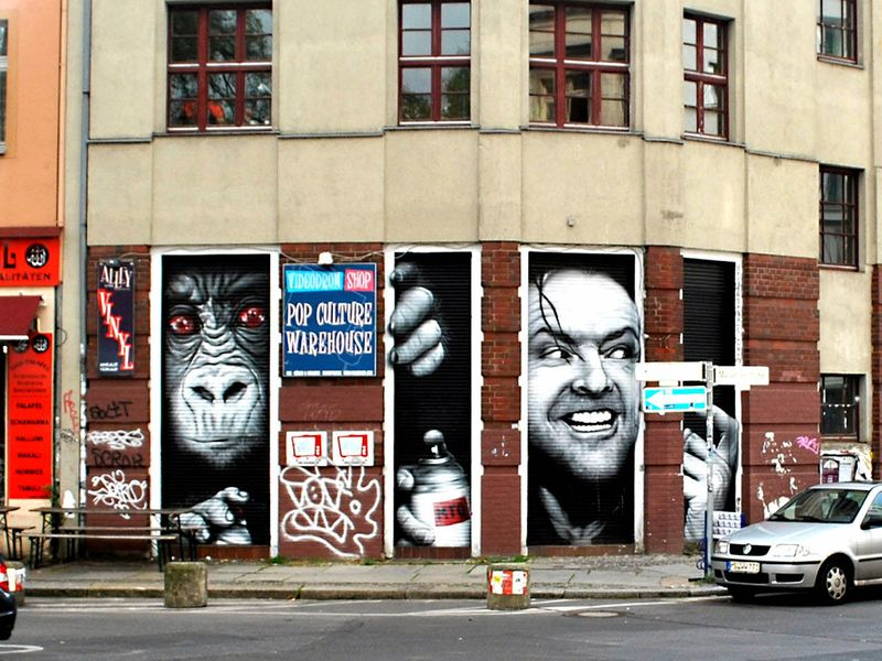 Экскурсия Кройцберг — Берлин во всей своей колоритности