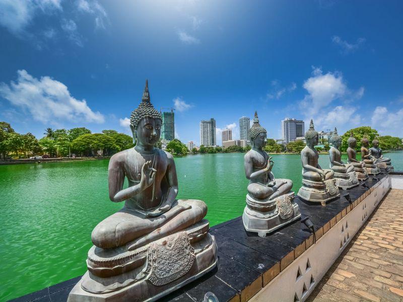 Экскурсия Коломбо— Шри-Ланка вминиатюре