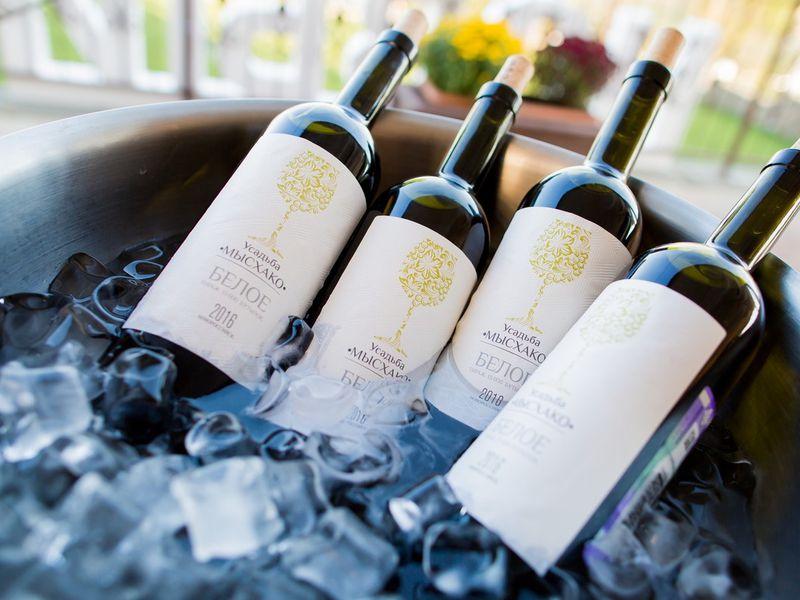 Экскурсия За лучшими винами Краснодарского края