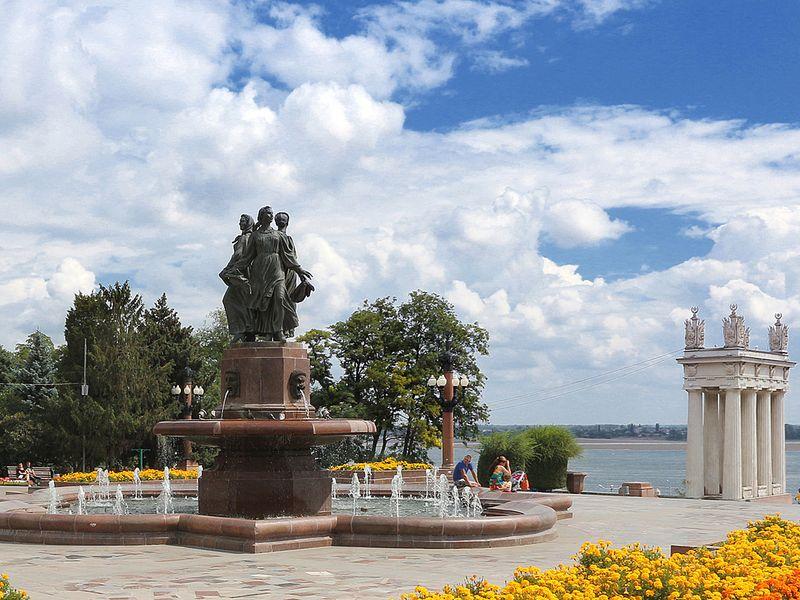 Экскурсия Центральная набережная – сердце Волгограда