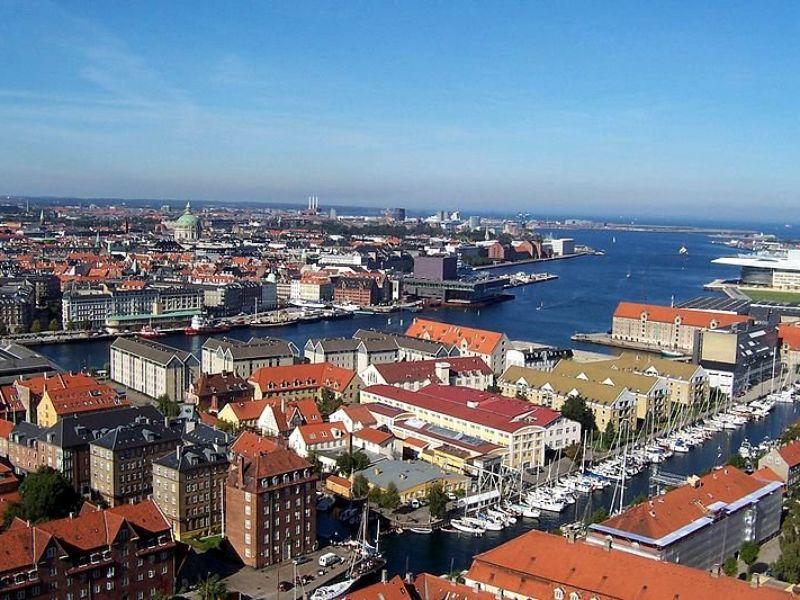 Экскурсия Копенгаген для начинающих: экспресс тур по городу счастливых людей