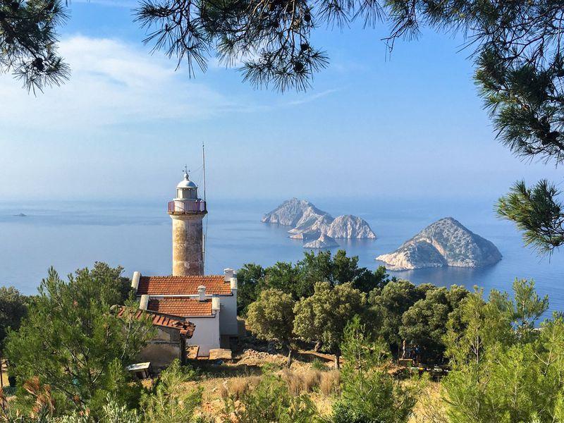 Экскурсия Из Антальи — к маяку на мысе Гелидония!