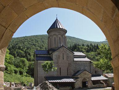 Кинцвиси иУбиси: Золотой век Грузинского царства