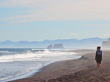Путешествие к  берегу Тихого океана