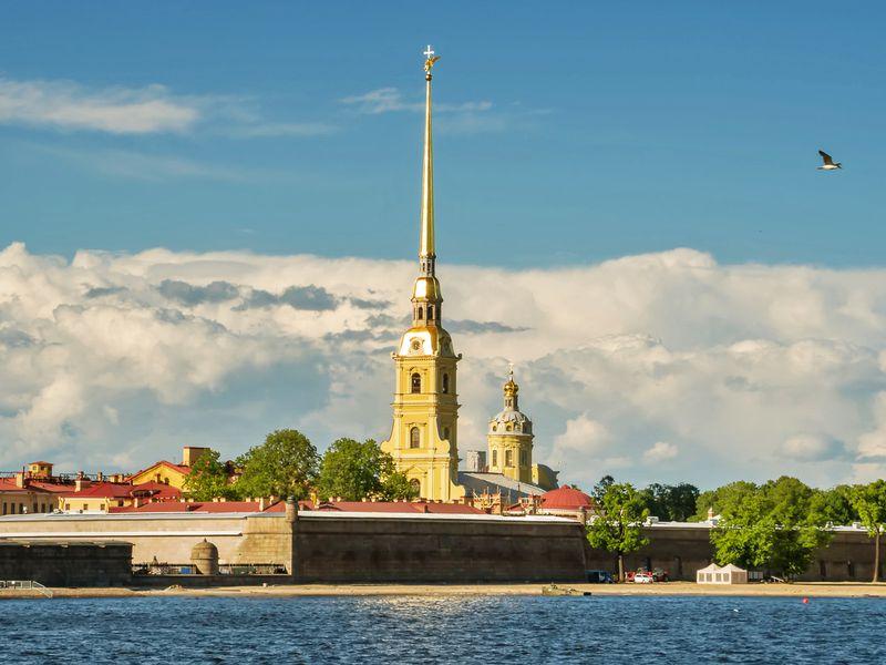 Экскурсия Большая автобусная экскурсия по Петербургу