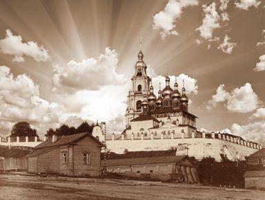 Костромской кремль. Возрождение