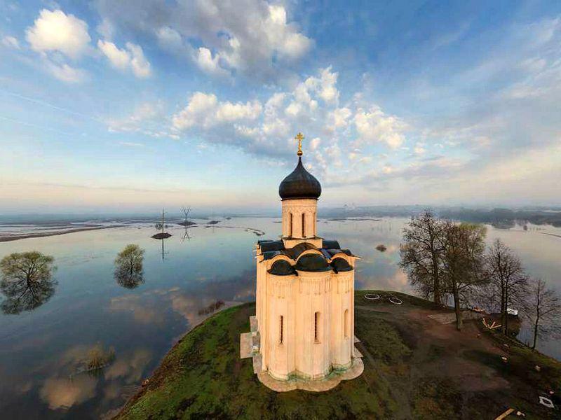 Экскурсия Владимир и Боголюбово в сказаниях и легендах