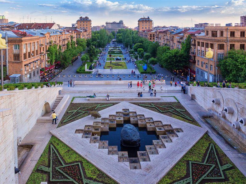 Экскурсия За что полюбить Ереван