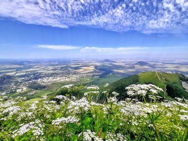 Поход на гору Бештау