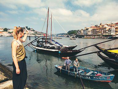 Фотопрогулка по Порту