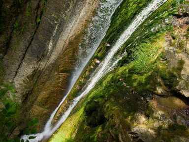 Треккинг по каньону ручья Сванидзе