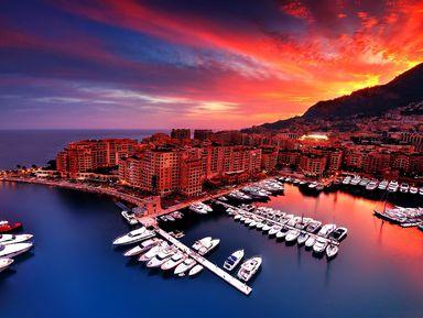 Вечерняя прогулка «Гламурное Монако»