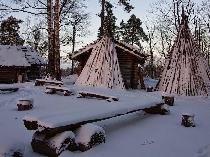 Экскурсия Маленькая Финляндия