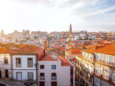 Добро пожаловать в Порту!