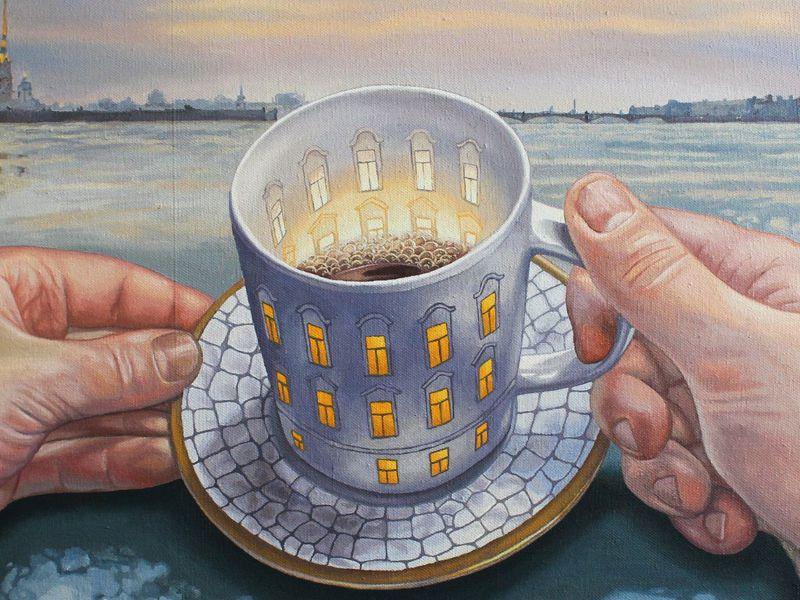 Экскурсия Петербург со вкусом кофе