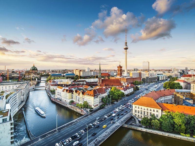 Экскурсия Ежедневная прогулка по Берлину