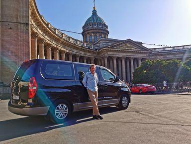 Живые рассказы о Петербурге