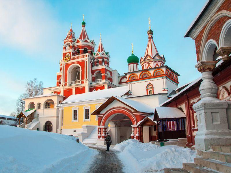 Экскурсия Звенигород — древний форпост Москвы