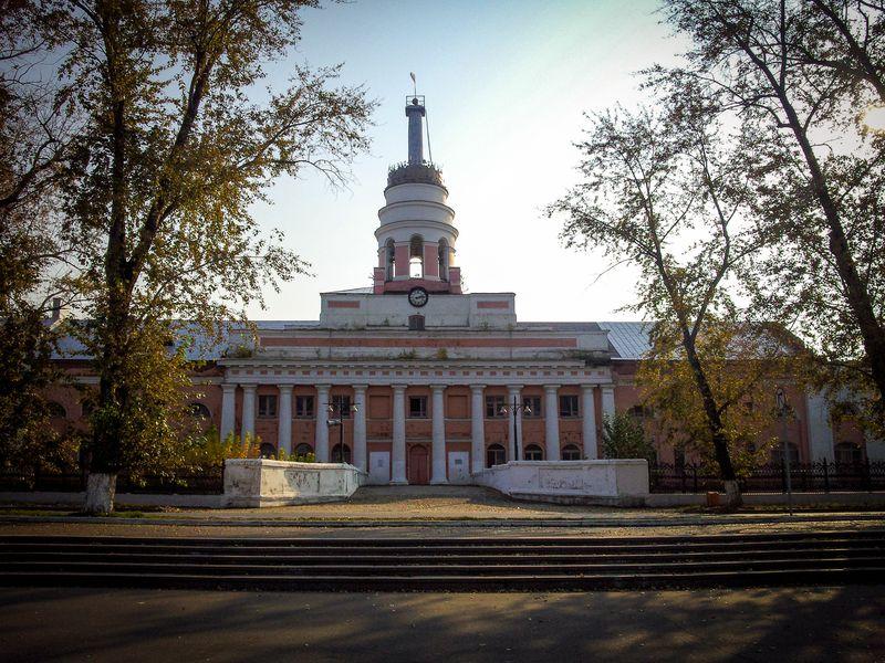 Экскурсия Ижевск — восточный Петербург